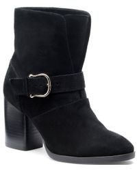Isola   Natural Lavoy Booties   Lyst