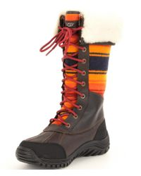 UGG | Multicolor ® Adirondack Cold-weather Tall National Parks Grand Canyon Boots | Lyst