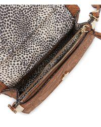 Sole Society - Brown Hawna Mini Cross-body Bag - Lyst