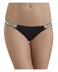 B.tempt'd | Black Most Desired Bikini Panty | Lyst