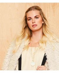 Dogeared - Metallic It's The Little Things Necklace - Lyst