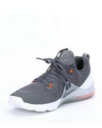 Nike Gray Men's Zoom Train Command Training Shoe for men