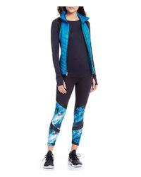 Nanette Lepore | Blue Play Active Vest | Lyst