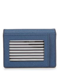 Kate Spade - Blue Cameron Street Collection Beca Trifold Wallet - Lyst