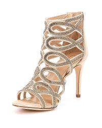 Antonio Melani Multicolor Pagee Dress Sandals