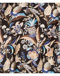 J.McLaughlin - Black Lorinda Maison Fleur Floral Print Blouse - Lyst