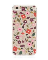 Kate Spade - Pink Jeweled Boho Floral Iphone 7 Case - Lyst