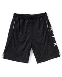 "Nike - Black Air Sportswear 9"" Shorts for Men - Lyst"