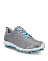 Ecco - Gray Women's Biom G 2 Free Water Resistant Golf Shoes - Lyst