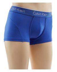 Calvin Klein | Black Air Micro Low-rise Trunks for Men | Lyst
