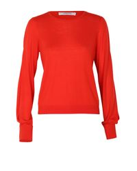 Dorothee Schumacher | Red Galactic Romance Pullover O-neck 1/1 | Lyst