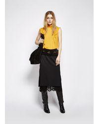 Dorothee Schumacher - Multicolor Elegant Flow Blouse No Arm - Lyst