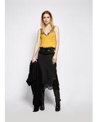 Dorothee Schumacher Black Cool Ambition Skirt