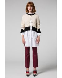 Dorothee Schumacher - Multicolor Favourite Destination Cardigan 1/1 - Lyst