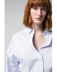 Dorothee Schumacher | Blue Casual Chic Blouse 1/1 | Lyst