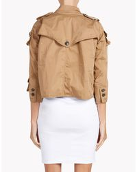 DSquared² - Natural Jacket - Lyst