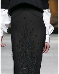 DSquared² - Black Dress - Lyst