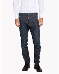 DSquared² | Blue Cool Guy Jeans for Men | Lyst