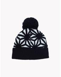 DSquared² - Multicolor Japanese Star Knit Hat for Men - Lyst