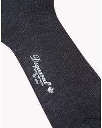 DSquared² | Gray Knitted Socks for Men | Lyst