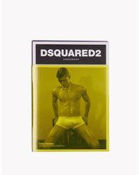 DSquared²   Gray Trunks for Men   Lyst
