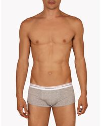 DSquared² - Gray Trunks for Men - Lyst