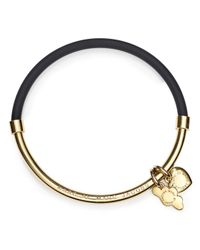 Marc By Marc Jacobs | Black Heart Cloud Hula Hoop Bangle | Lyst