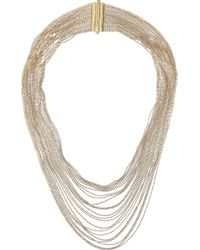 Carolina Bucci | Metallic 18-karat Gold Multi-strand Necklace | Lyst