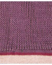 Paul Smith - Pink Multistripe Socks for Men - Lyst