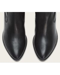 Frye | Black Ruby Zip Tall | Lyst