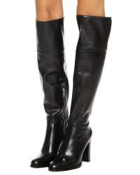 MICHAEL Michael Kors - Black Regina Tall Zip Boots - Lyst