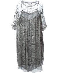 Étoile Isabel Marant | Black 'Danbury' Dress | Lyst