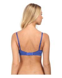 B.tempt'd | Blue B.natural Bralette 910256 | Lyst