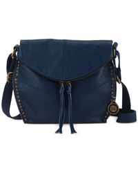 The Sak | Blue Silverlake Leather Crossbody | Lyst