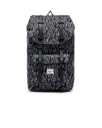 Herschel Supply Co. | Black Little America | Lyst