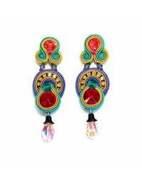 Dori Csengeri | Multicolor Come Along Earrings | Lyst