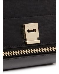 Givenchy | Black 'pandora Box' Mini Leather Bag | Lyst