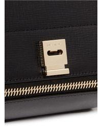 Givenchy - Black 'pandora Box' Mini Leather Bag - Lyst