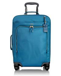 Tumi | Blue Super Leger International 4-wheel Carry-on for Men | Lyst