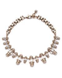 Lulu Frost - Metallic Phantom Necklace - Lyst