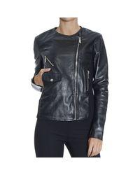 Pinko | Black Jackets | Lyst