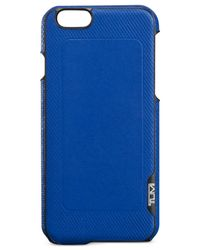 Tumi | Blue Cover For Iphone 6 for Men | Lyst