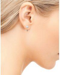 Sam Edelman | Metallic Icons Ashley Earring Jacket And Stud Earrings Set | Lyst