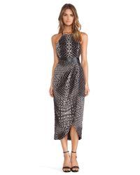 Bardot - Black Odyssy Dress - Lyst