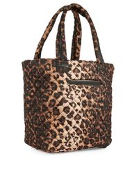 Steve Madden - Multicolor Diamond Quilted Tote - Lyst