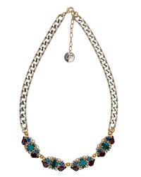 Anton Heunis | Metallic Bollywood Princess Collection Necklace | Lyst