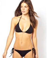 Melissa Odabash   Black Mirella Bikini Set   Lyst