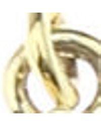 Nina - Metallic Gale Earring - Lyst