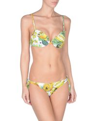 Just Cavalli | Green Bikini | Lyst