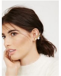 BaubleBar | Metallic Anderson Ear Crawler Set | Lyst